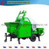 Ready Mix Static Trailer-Mounted Concrete Screw Pump for Sale in UAE