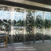 Hotel Furniture Laser Cut Stainless Steel Gate
