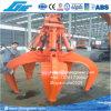 Electric Hydraulic Orange Peel Grab for Crawl Crane