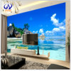 2019 European-Style TV Background Wall Paper 8d Stereoscopic Mural