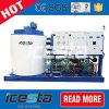 20 Ton China Concrete Cold Room Outdoor Mobile Ice Machine