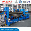 W11S-20X3200 Hydraulic Universal Three Rollers Sheet Plate Rolling Bending Machine