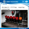 Automatic Pharmaceutical Syringe Liquid Bottling Bottle Filling & Capping Machine