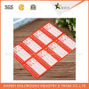 Customized Hot Selling Custom Sticker Labels