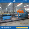 10 Tons Hydraulic Uncoiler Machine with Optional Coil Car