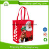 Recyclable Pictures Printing BOPP Laminated Non Woven Shoppingtote Bags