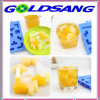 Square Shape Sliding Blocks Shape Silicone Ice Tray Ice Mould