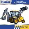 XCMG Factory 2.5 Ton Backhoe Excavator Wheel Loaders Xc870K Chinese Mini Tractor Backhoe Loader with CE