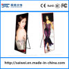 New HD Iposter P2.5 LED Advertising Mirror Screen Stand Display