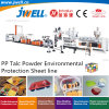 Jwell- PP PS Plastic Environmental Protection Sheet Recycling Making Extrusion Plastic Cup Machine Production for Green Food Container and Packaging Good Price