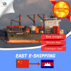 20gp/40gp/40hq/LCL Container Sea Freight Shipping Service From China to Phnom Penh