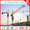 Qtz50 (4810) 4 Ton Self-Climbing Tower Crane at 29m