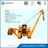 Less Ground Pressure Large Full Force Hydraulic Pipe Layer