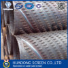 ASTM A53 Carbon Steel High Quality 8inch Water Well Bridge Slotted Screen/ Bridge Slotted Screen for Well Drilling
