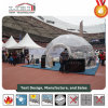 Small Transparent Half Sphere Geodesic Tent for Sports Event Showroom