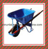 Heavy Loading Wooden Handle Wheelbarrow