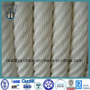"1/2-7"" 3/4 Strands Marine Rope for Ship/Vessel"