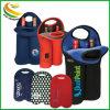 Neoprene 6 Pocket Wine Bottle Carrier Holder Cooler Handbag