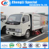 Dongfeng Small Capacity Street Sweeper Vacuum Truck for Sale