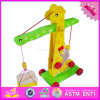 2016 Wholesale Wooden Crane Toys for Kids, New Design Wooden Crane Toys for Kids, Funny Wooden Crane Toys for Kids W04A298