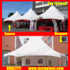2017 New Spring Top Pinnacle Tent for Festival 10X10m 10m X 10m 10 by 10 10X10 10m 150 People Seater Guest