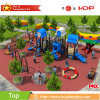 2017 Outdoor Playground Equipment Slide Kids Dream Xiangyun House Serise (HD17-021A)