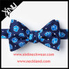 Mens Wholesale High Fashion Silk Bow Ties Custom Print