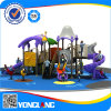 Plastic Children Playground Outdoor Play Structure with Slide Yl- K160