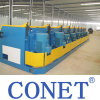 Conet Over Sea Serivece Full Automatic Wire Drawing Machine for Wire From 8mm to 1.2mm with High Speed 12 M/S From China