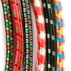 Mixed Colors Fabric Braided Cable