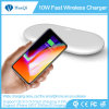 Suitable Size Wireless Charger Pad with CE/RoHS/FCC for iPhone 8/8 Plus/X