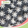 120cm Free Sample Avaliable African Flower Design Fishnet Fabric