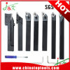 5PCS Carbide Tipped Tools Bit Set, Indexable Turning Tool