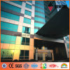 ISO Certificate Without Halogan Creative Spectra Aluminum Composite Panel