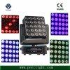 25*15W RGBW 4in1 LED DJ Moving Head Martix Light