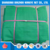 HDPE Blue Green Plastic Construction Safety Mesh