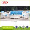 Snow White Outdoor Sofa Set (DH-9897)