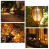 Solar Flame Light Torch Lamp Lights for Christmas