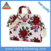 Flower Polyester Laptop Computer Briefcase Tablet Notebook Sleeve Bag
