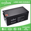Most Reliable Manufacturer Ocean 12V 250ah Deep Cycle Battery Solar Battery for Power System