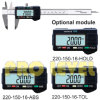 Four Buttons Fractional System Digital Caliper (SKV220-16)