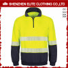 Custom Made Embroidered Logo Fire Retardant Hi-Vis Safety Jackets Wholesale