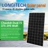 Solar Panel 72 Mono-Si Double-Galss Cells