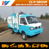 China Mini 3m3/4cbm/5cbm Electric/Electronic Garbage Removel Vehicle Rubbish Collector Cleaning Equipment/Truck