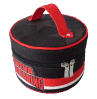 Round Train Case Girls Cosmetic Bag