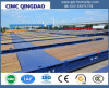 Cimc 40FT Flatbed Container Gooseneck Roll Roll Mafi Trailer for Seaport Truck Chassis