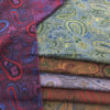 Jacquard Wool Fabric Six Styles Ready/Stock Fabric