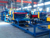 EPS Sandwich Roll Forming Machine Sandwich Panel Manufacture Machine