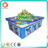 Operated with Coin Gambling Casino Fishing Game Machine