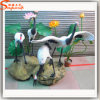 Garden Decoration Fiberglass Artificial Crafts Cartoon Sculptures